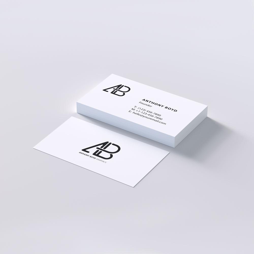 name card  unipress print
